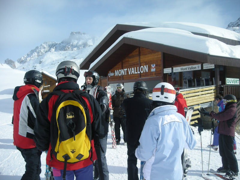 Photo de   MERIBEL - 3ER DIA - MONT VALLON
