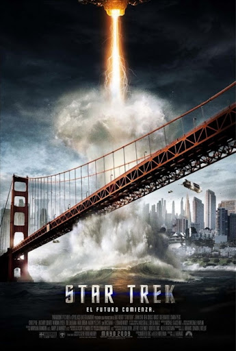 Poster Star Trek 2009