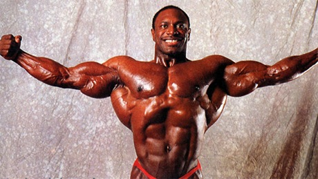 lee haney pose