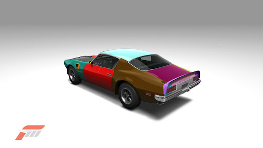 the 1973 Pontiac Firebird.