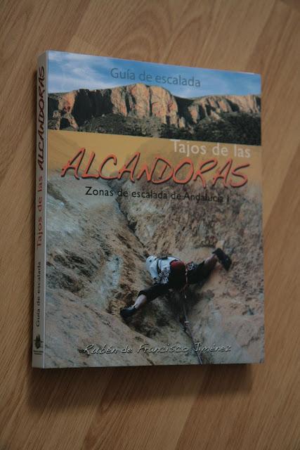 Guia escalada Alcandoras
