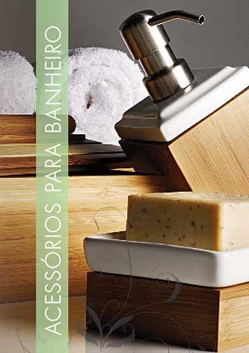 Bambusprodukte Fuer Badezimmer