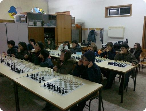 GDR Os Amigos de Urgezes - Academia de Xadrez