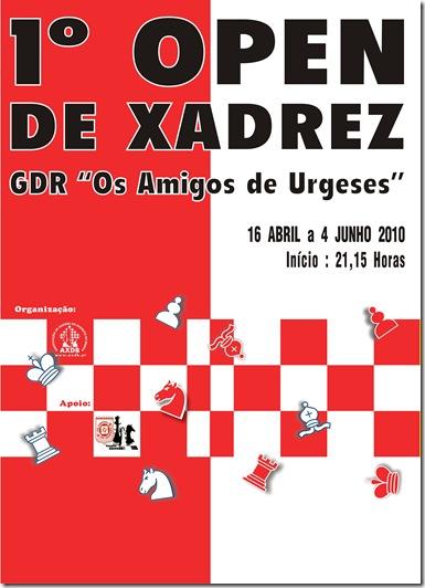 1º Open GDR Amigos de Urgezes
