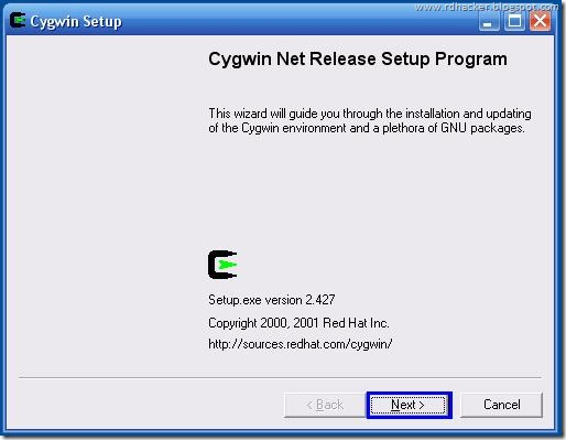 How to compile Exploits using CYGWIN