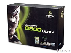 XFX GeForce 8800Ultra XXX - hurts and hits hard with the price but proves neverthless