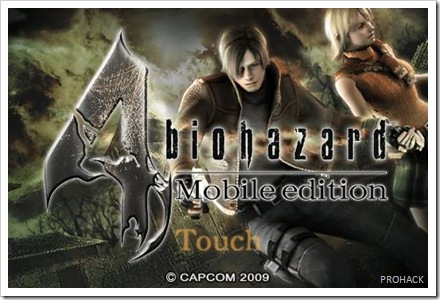 Resident Evil 4 Moblie - rdhacker.blogspot.com