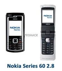 Nokia Series 60 2.8 Prominent phones -  rdhacker.blogspot.com