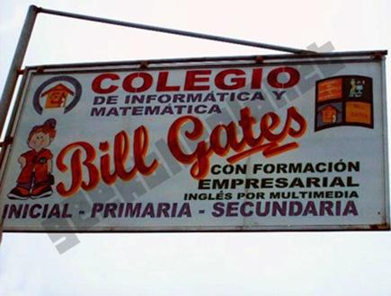 Colegio Bill Gates
