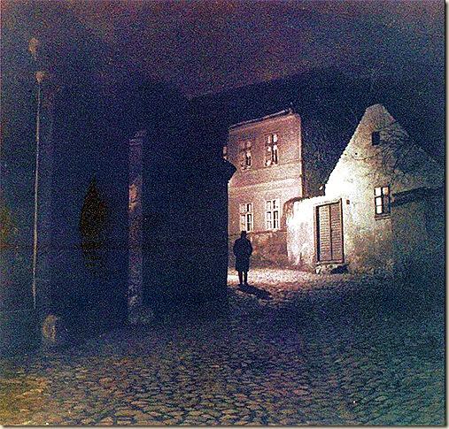André Kertész - Budapest, Hungary, November 1914