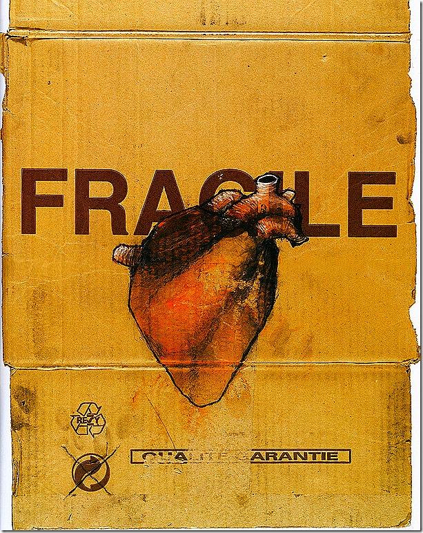 Dran - Fragile heart - from Fabriqué En France