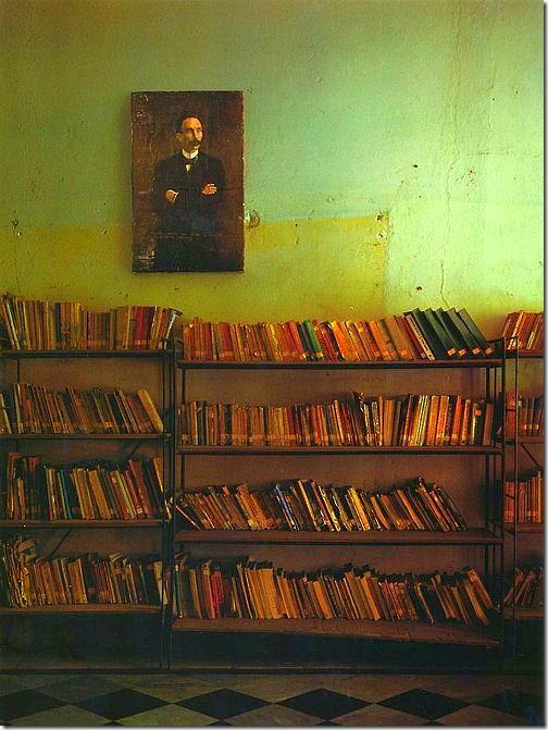 Desiree Dolron, Libreria Julio Mella