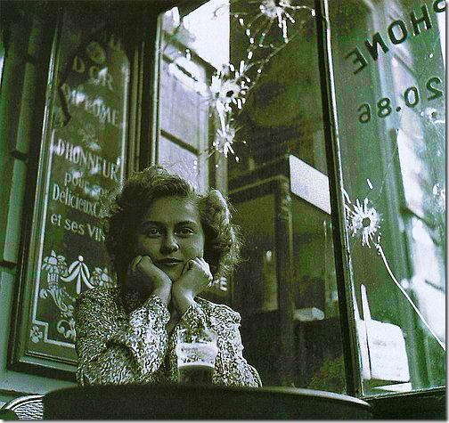 Lee Miller - Mlle. Christiane Poignet, law student, Paris 1944
