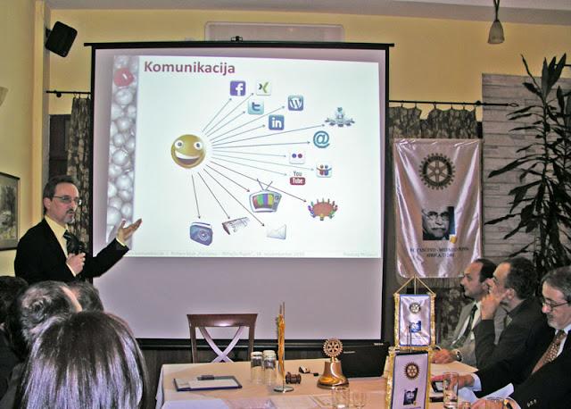"""pedya milićević - predavanje """"integrisana komunikacija"""""""