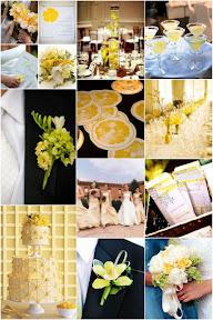 Inspiration%20Board%20 %20Amarelo6 Baú de ideias: Decoração de casamento amarelo