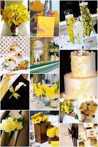 Inspiration%20Board%20 %20Amarelo5 Baú de ideias: Decoração de casamento amarelo