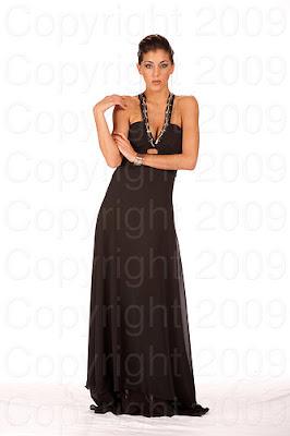 argentina2 Miss Universo 2009: Inspirações para vestidos de madrinha e noiva