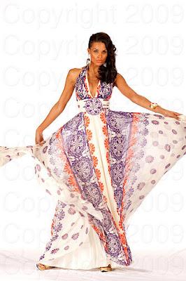 rep dominicana2 Miss Universo 2009: Inspirações para vestidos de madrinha e noiva