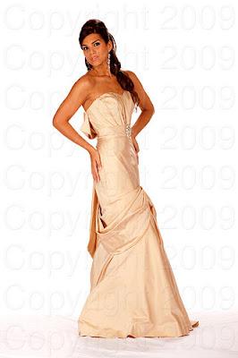 paraguai Miss Universo 2009: Inspirações para vestidos de madrinha e noiva
