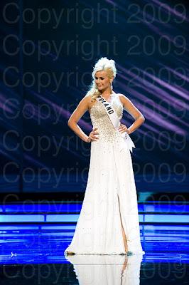 polonia1 Miss Universo 2009: Inspirações para vestidos de madrinha e noiva