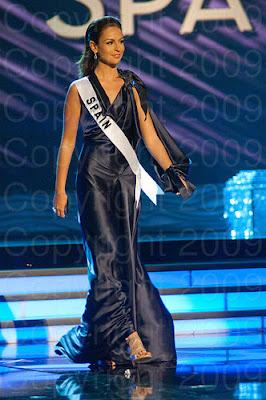 espanha Miss Universo 2009: Inspirações para vestidos de madrinha e noiva