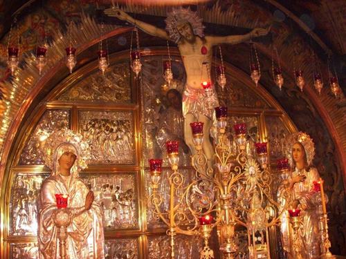 12. postaja u Bazilici Svetog Groba