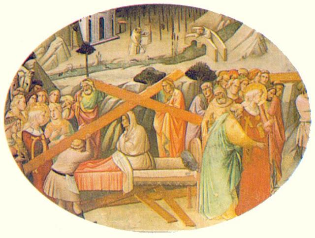 Sv. Jelena pronalazi Isusov Križ