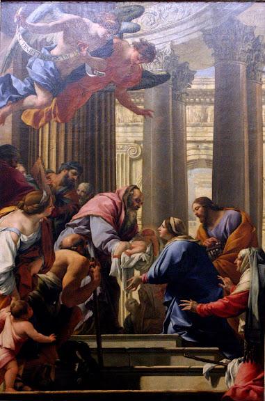 Prikazanje Isusovo u hramu