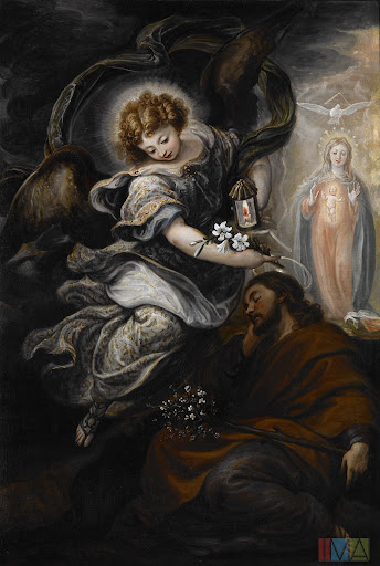 Rizi: San sv. Josipa