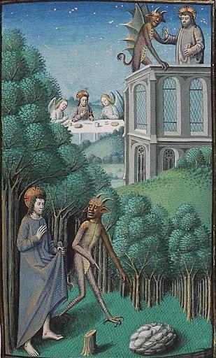 Franc Maitre: Iskušenje Isusa Krista