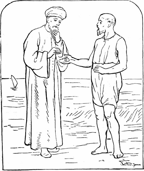 Free Unmerciful Servant Coloring Pages