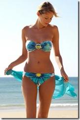 coco bay blue bikini