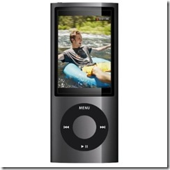 travel gadget ipod nano