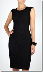 lace dress shift dress