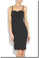 lace dress mischino