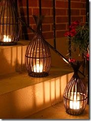 Nordic House Hurricane Lamp