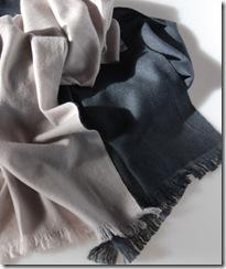 Perilla mens cashmere scarf