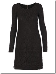 sale black dress
