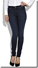 7 For All Mankind Legging Style Jeans