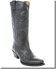 Ralph Lauren Cowboy Boot