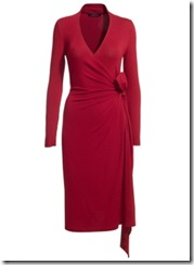 Isabella Oliver Wrap Dress