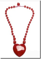 Lola Rose Heart Necklace