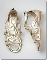 boden gold shoes