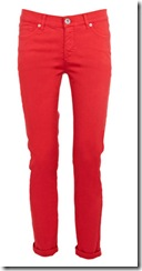 oasis red jeans