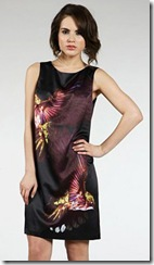 ted baker hummingbird dress