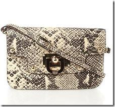 dkny python bag
