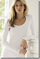the white company tshirt