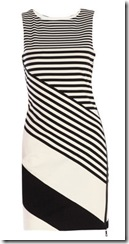 Striped Dress - Diane von Furstenberg