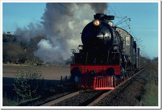 Early locomotive