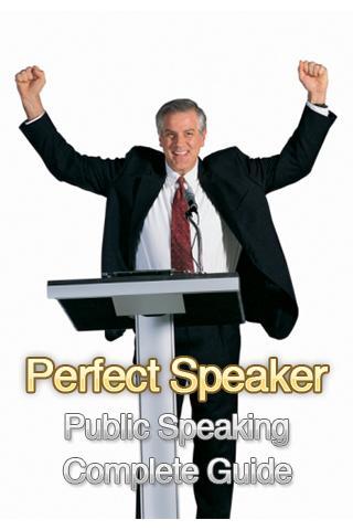 Perfect Speaker